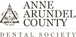 Anne Arundel County Dental Society logo