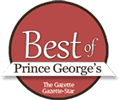Best of Prince George's logo