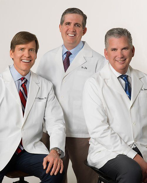 The dentists of McCarl Dental Group in Millersville