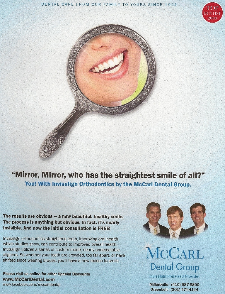 Discount Invisalign Orthodontics McCarl Dental Group