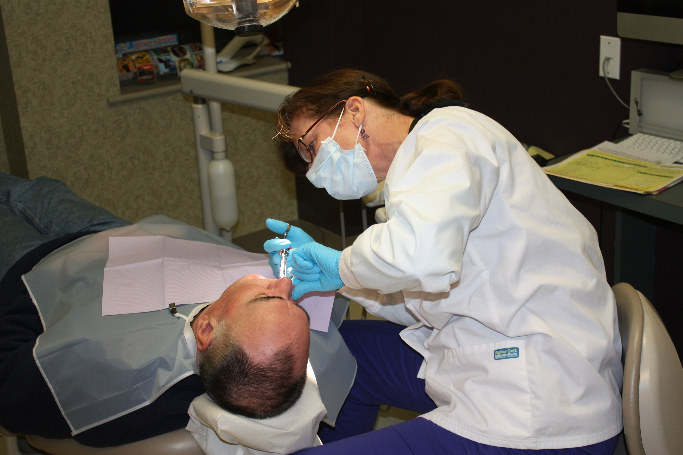 dental hygienists administer local anesthesia archives