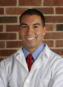 Dr. Richard Duarte, DDS, a new Associate at McCarl Dental Group